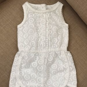Baby outfit romper